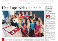 Õpetajate Leht, 19.09.2014