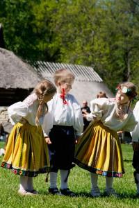 Eesti Vabaõhumuuseum alustab 23. aprillil jüripäevaga oma suvehooaega. Foto: Eesti Vabaõhumuuseum