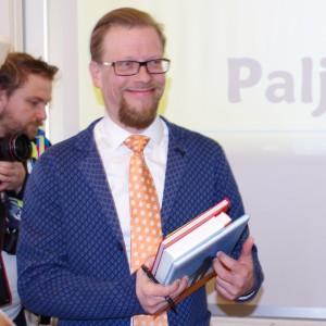 Mika Keränen. Foto: Heiki Raudla