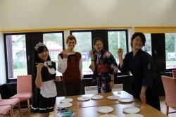 Olgu või suhkrukomm, aga jaapanlased olid ka nende pulkadega  purki tõstmises eestlastest osavamad. Vaid üks eestlane,  Sigrid Sibul oli oma Jaapani paarilisest nobedam.