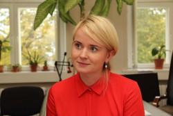 Õpetaja Katrin Kivisikk