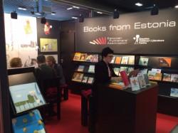 Eesti esindus 2015. aastal lasteraamatute
