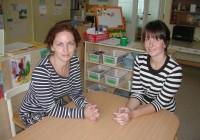 Hea alguse metoodika õpetab last otsustama ja vastutama ning kasvatab temas iseseisvust, leiavad lasteaiaõpetajad Karin Kangur (vasakul) ja Anneli Laursoo, kes mõlemad on hea alguse põhimõtete toetajad.