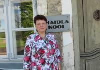 Maidla kooli direktor Meelike Abroi