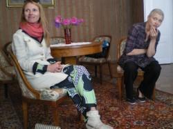 Eva Klemets ja Anne Türnpu, kes lavastasid suvel Anija mõisas lugu sellest, kuidas Anija mehed Tallinnas käisid, võtsid Vildelt vaid prototüübid.