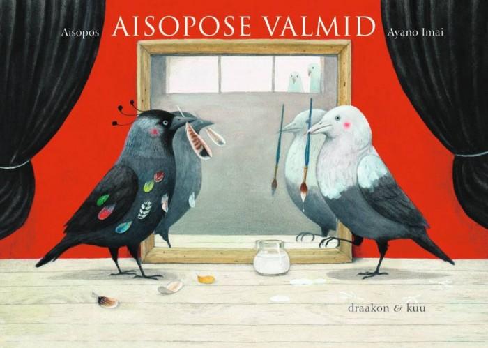 """Aisopos & Ayano Imai """"Aisopose valmid"""" (Draakon ja Kuu)"""
