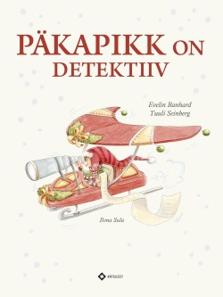 """Päkapikk on detektiiv"" (Artellect)"