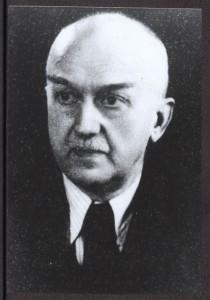 Johannes Käis  ajakirja Nõukogude Kool tegevtoimetajana 1949. aastal.