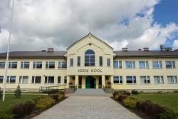 Keeni kool. Foto: Arvo Meeks/Valgamaalane