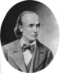 Jakob Hurt, Eesti Kirjameeste Seltsi president 1872–1881.
