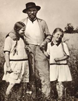 Ants Laikmaa Underi tütardega