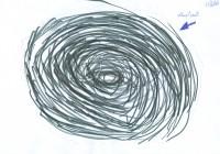"""Mikk Atso,  Ruila põhikooli 3.klass:  """"Sest must auk imes selle endasse."""""""
