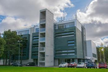 Eesti infotehnoloogia kolledži hoone. Foto: Eesti IT-kolledž