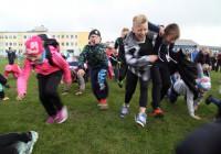 Nii tervise kui ka hilisema aktiivse eluviisi säilitamise seisukohalt on oluline, et lapsed treeniksid enne murdeiga eri spordialadel ja saaksid sealt hea kogemuse. Foto: Raivo Juurak