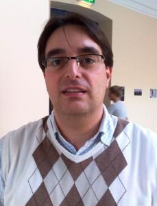 Aasta gümnaasiumiõpetaja nominent Ernst Marcus Hildebrandt. Foto: erakogu