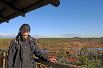 """Kullo loodusringi juhendaja Martin Suuroja: """"Võiks kirjutada põhikooli õppekavasse, et näiteks igal veerandil viibib kogu kool ühe päeva looduses."""" Foto: Martin Suuroja"""