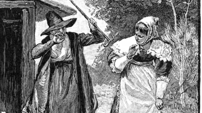 Euroopa nõiaprotsessid kippusid sõjaks vanade naiste vastu.