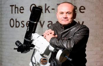 Kosmoseturist Raivo Hein.