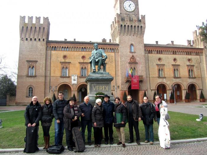 Ensemble Nuove Musiche Itaaliast. Foto: arhiiv