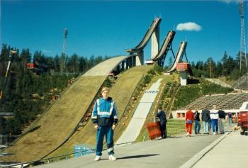 1991. a kevadel, kui klassiga Soomes käisime, olime veel NSVL-i kodanikud. Foto: erakogu