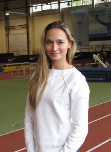Ksenija Balta ütleb, et ta on Rios saavutatud kuuenda kohaga rahul, kuid sportlasena tahab alati rohkemat. Praegu valmistub ta märtsis Belgradis toimuvateks Euroopa sisemeistrivõistlusteks. Foto: Tiina Vapper