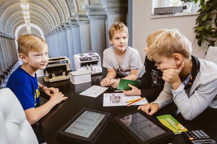 Pankurid mängu sisse elamas. Foto: Ruth Mändmaa