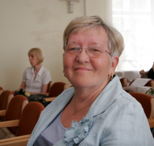 Maie Tuulik. Foto: Raivo Juurak