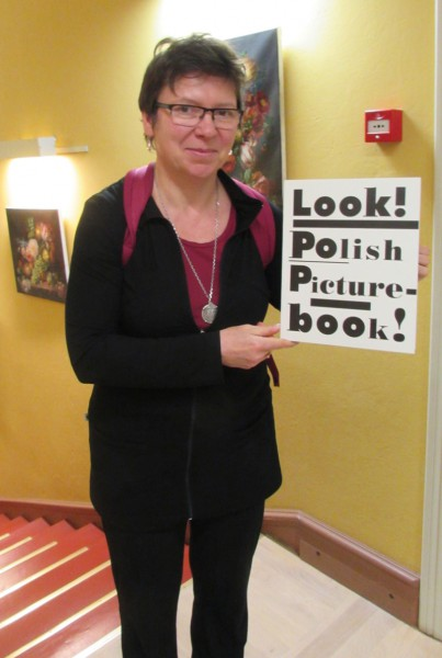 Gdański ülikooli pedagoogikadoktor Małgorzata Cackowska. Foto: Tiina Vapper