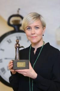 Aasta kodanik 2016 Kristi Liiva.