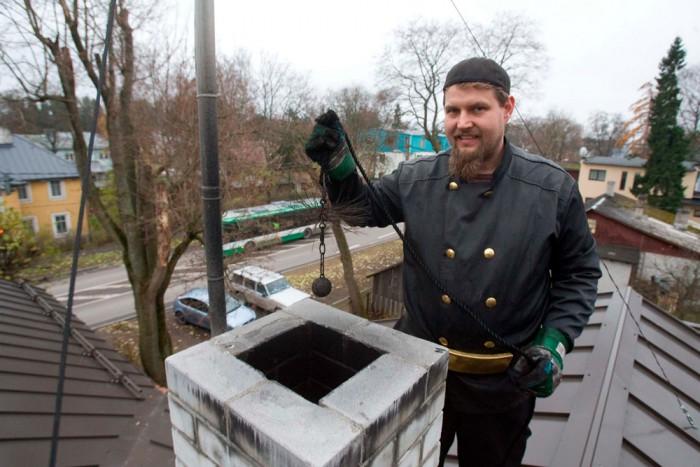 Pepe Sussen – must mees, kes teeb puhta töö. Foto: Andres Haabu / Äripäev