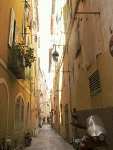 Nizza vanalinn. Foto: Külli Kaunissaar