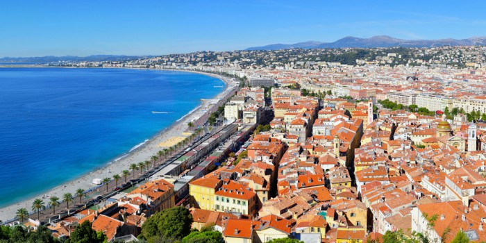Nizza panoraam. Foto: Wikipedia