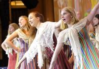 Hetk ETV tütarlastekoori kontsertreisilt Singapuri. Fotod: erakogu