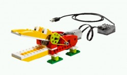 WeDo robotikomplekt lastele.