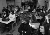 Ehk oleks mõttekas töötada selle nimel,   et tagada kohustuslik põhiharidus sajaprotsendiliselt ja hakata seejärel vaatama kohustusliku keskhariduse suunas. Foto on illustratiivne. Foto: Raivo Juurak