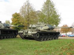 Kõrberebase Erwin Rommeli tankid.