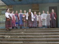 Eesti delegatsiooni võtab vastu Tveri kool nr 41.