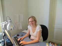 Tartu Ülikooli vastuvõtu peaspetsialist Kaja Karo. Foto: Sirje Pärismaa