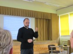 TLÜ professor Aaro Toomela.