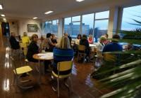 Eelmisel neljapäeval arutasid Tartu Hansa kooli esindajad koos kolleegidega teistest koolidest ning haridusametnikega järgmisi samme avatud õpperuumini liikumisel. Foto: Tartu linnavalitsuse haridusosakond