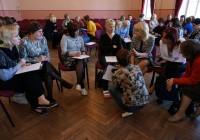 TULUKE-se projekti infopäev Pärnus Vanalinna põhikoolis Foto: Tartu haridusosakond