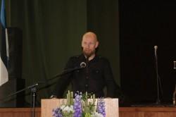 Räpina aianduskooli uus direktor on Kalle Toom.