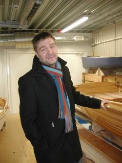 Juhtõpetaja Andres Meisterson peab väga oluliseks koostööd tööandjatega. Fotod: Tiina Vapper