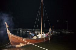 Läänemere tulede öö 2011. aastal.