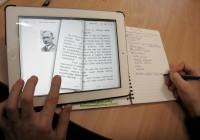 Trükitud raamatugi puhul tahaks vahel lehekülje pööramiseks sõrmega üle paberi lohistada. Foto: Raivo Juurak