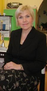 Vikerkaare lasteaia direktori Pärje Ülavere sõnul on väga tähtis panustada just varajase lapseea kvaliteetsesse haridusse. Väärtuskasvatusel on selles oluline osa. Fotod: Tiina Vapper