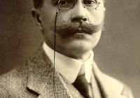 Eduard Vilde, 1911. Foto: Vikipeedia