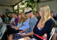 Hetk ETAG-i mullu korraldatud laagrist Viitnal, kus õpilased uurimistööks inspiratsiooni kogusid. Foto: Val Rajasaar