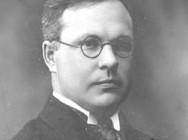 Gerhard Rägo 1920. aastatel.
