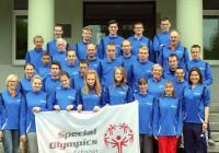 Eesti eriolümpialaste delegatsioon